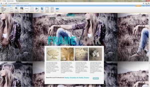 repeat background tile weebly divtag template
