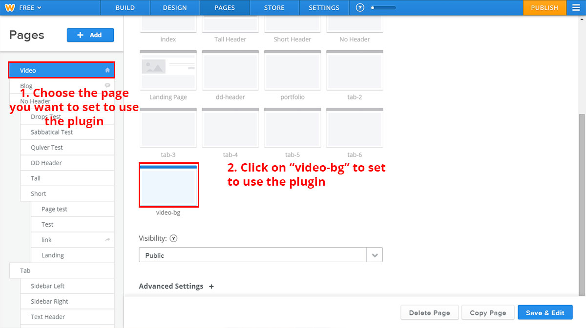 set-video-background-page-layout-plugin